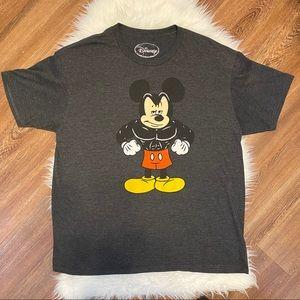 Disney Buff Muscle Mickey Mouse T-Shirt